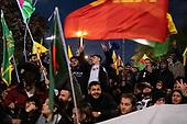 2019/10/10 Protest Rojava