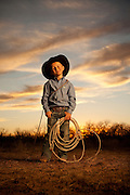 Joel Braden Harris, photographed at his home in San Angelo, Texas on Monday, January 18 2010. Photograph © 2010 Darren Carroll