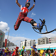 Athletes Village Welcoming Ceremony's National Youth Theatre
