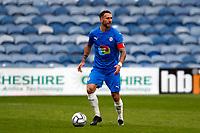 Liam Hogan. Stockport County FC 4-0 Wealdstone FC. Vanarama National League. Edgeley Park. 3.5.21