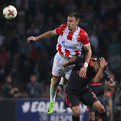 20171019: SRB, Football - UEFA Europa League 2017/18, Group Stage, NK Crvena Zvezda vs Arsenal FC