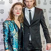 NLD/Rotterdam/20190128- Première Nocturne - IFFR 2019, Simone van Bennekom en Vincent van der Valk
