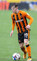 Hull City's Keane Lewis-Potter<br /> <br /> Photographer Alex Dodd/CameraSport<br /> <br /> The EFL Sky Bet League One - Hull City v Peterborough United - Saturday 24 October 2020 - KCOM Stadium - Kingston upon Hull<br /> <br /> World Copyright © 2020 CameraSport. All rights reserved. 43 Linden Ave. Countesthorpe. Leicester. England. LE8 5PG - Tel: +44 (0) 116 277 4147 - admin@camerasport.com - www.camerasport.com