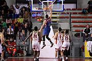 Roberto Rullo<br /> Virtus Roma - Pasta Cellino Cagliari<br /> Campionato Basket LNP 2017/2018<br /> Roma 11/03/2018<br /> Foto Gennaro Masi / Ciamillo - Castoria