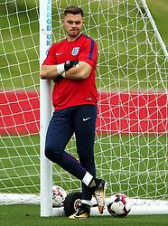 England's Jack Butand - Mandatory by-line: Matt McNulty/JMP - 29/08/2017 - FOOTBALL - St George's Park National Football Centre - Burton-upon-Trent, England - England Training and Press Conference