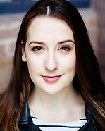 Actor headshot Portraits Lauren Cotter