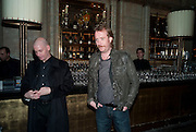 Rhys Ifans;, Criterion Restaurant  celebrates its 135th anniversary. Piccadilly Circus. London. 2 February 2010
