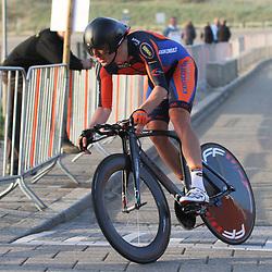 Olympia's Tour 2013 proloog Katwijk Martin Mortensen