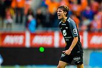 Fotball , 6 August , Eliteserien , Aalesund - Brann , En frustrert Jakob Orlov<br /> <br />  , Foto: Marius Simensen, Digitalsport