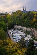 Skatepark Péitruss Ville de Luxembourg