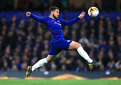 File photo dated 09-05-2019 of Chelsea's Eden Hazard during the UEFA Europa League, Semi Final, Second Leg at Stamford Bridge, London.