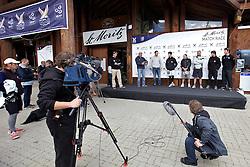 St Moritz Match Race 2010. World Match Racing Tour. St Moritz, Switzerland. 4th September 2010. Photo: Ian Roman/WMRT.