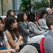 U.K. - China Collaboration in Film, TV and Media at Bright Courtyard Club, 17 October 2021, London, UK.