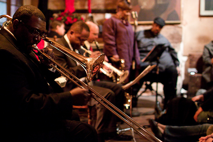 Creole Christmas at Preservation Hall - New Orleans, Louisiana