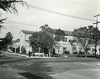 1934 Cheremoya School at Franklin & Beachwood Aves.