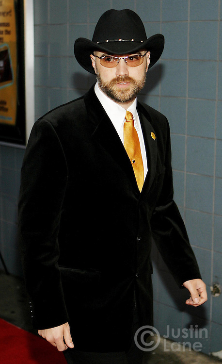 Director and producer Craig Brewer arrives for the premier of the film 'Black Snake Moan' in New York, New York on Monday 19 February 2007.