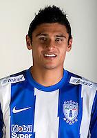 Mexico League 2013-2014 - First Division / <br /> Club de Futbol Pachuca / Mexico - <br /> Edgar Andrade