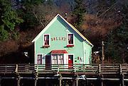 Dolly's, Creek Street, Ketchikan, Alaska<br />