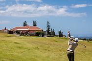 06-11-2017 Foto's genomen tijdens een persreis naar Buffalo City, een gemeente binnen de Zuid-Afrikaanse provincie Oost-Kaap. West Bank Golf Club - Siviwe Duma en clubhuis