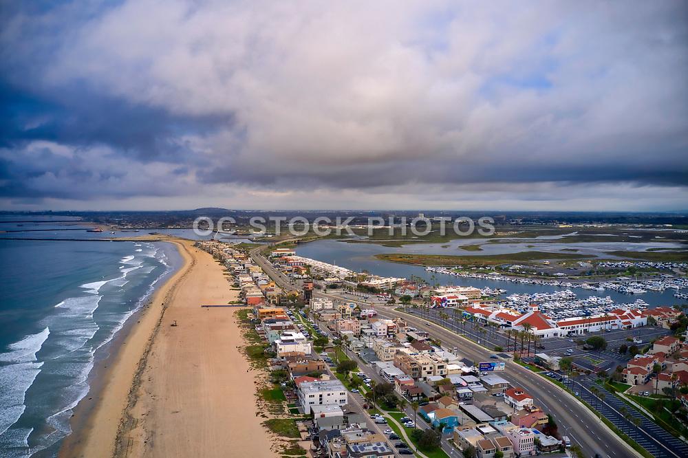 Vacation Waterfront Homes at Sunset Beach