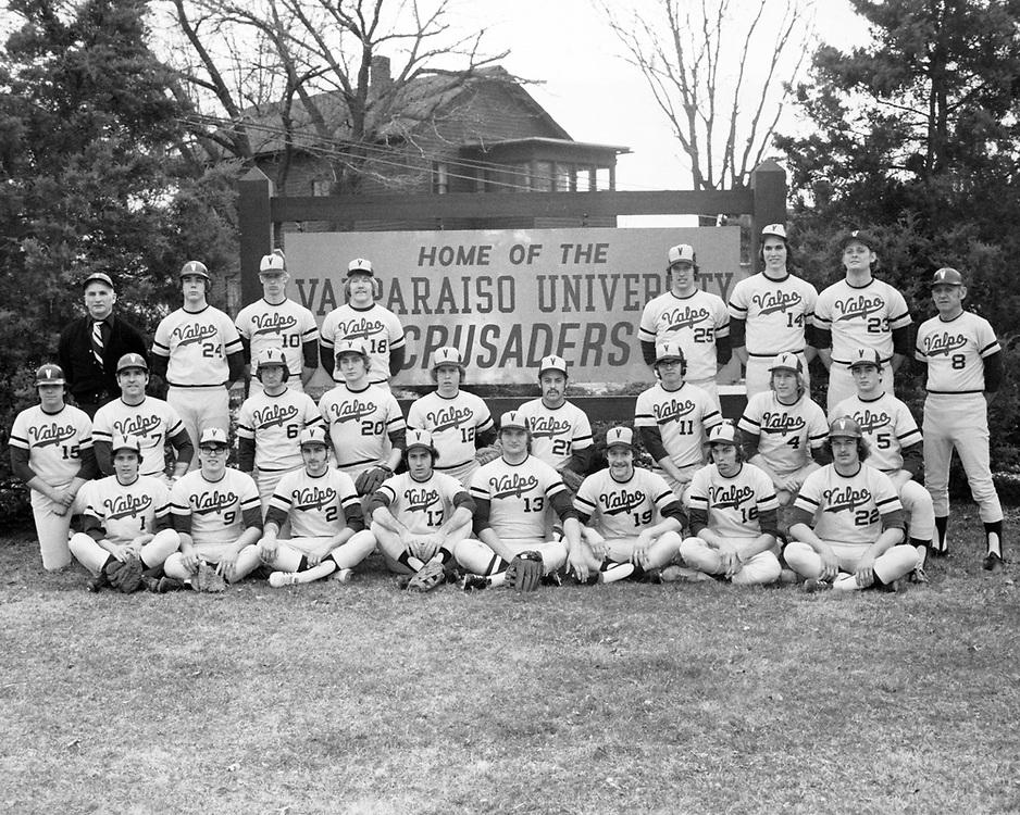 1974 Baseball<br /> Indiana Collegiate Conference<br /> Regular Season Champion