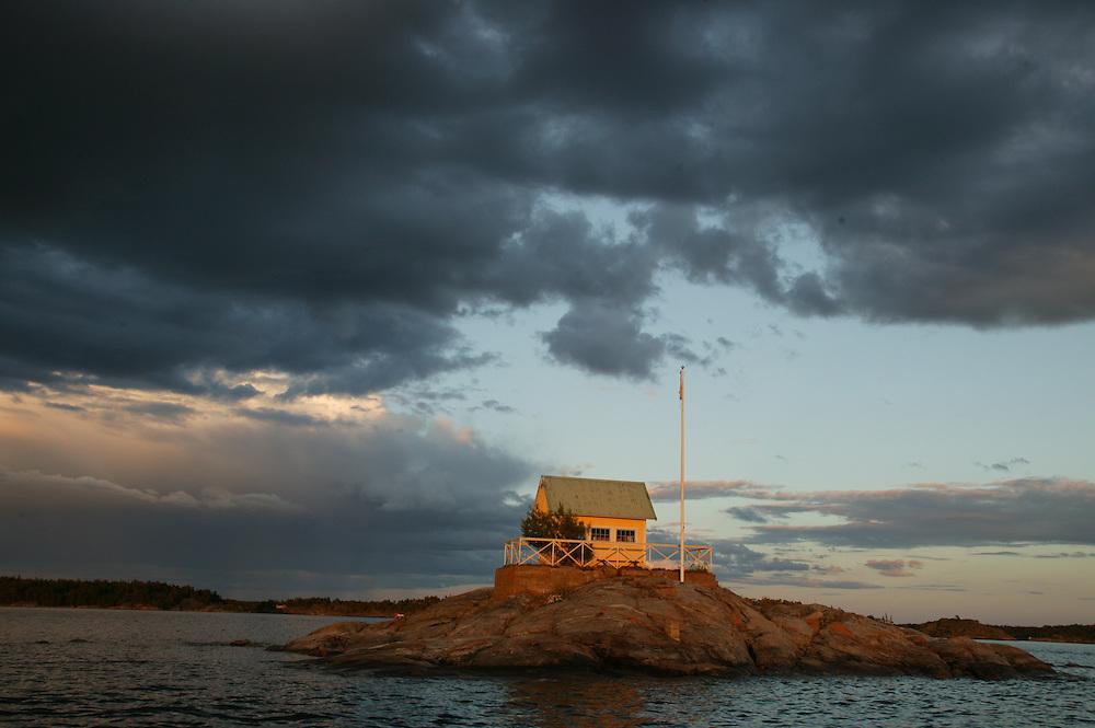 Gant Gotland Runt 2004<br /> Sandhamn, Sweden<br /> Photo Daniel Forster/KSSS