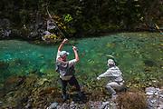 Rangitikei River, NZ, Nov 2014 Day 4 of 5