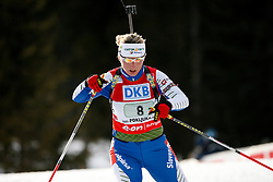 Tadeja Brankovic Likozar has job at Slovenian army.  (Photo by Vid Ponikvar / Sportal Images)/ Sportida)
