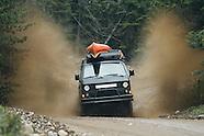 Mt Rainier, Washington - Van Camping Photos