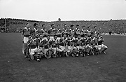 All-Ireland Senior Hurling Final, Wexford v Tipperary, at Croke Park. .Senior Wexford v Tipperary, Tipperary 3-10 Wexford 2-11, .Tipperary Team..02.09.1962
