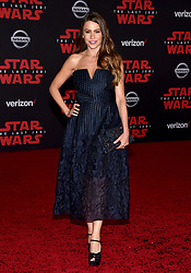 Sofia Vergara attends the world premiere of Disney Pictures and Lucasfilm's 'Star Wars: The Last Jedi' at The Shrine Auditorium on December 9, 2017 in Los Angeles, CA, USA. Photo by Lionel Hahn/ABACAPRESS.COM