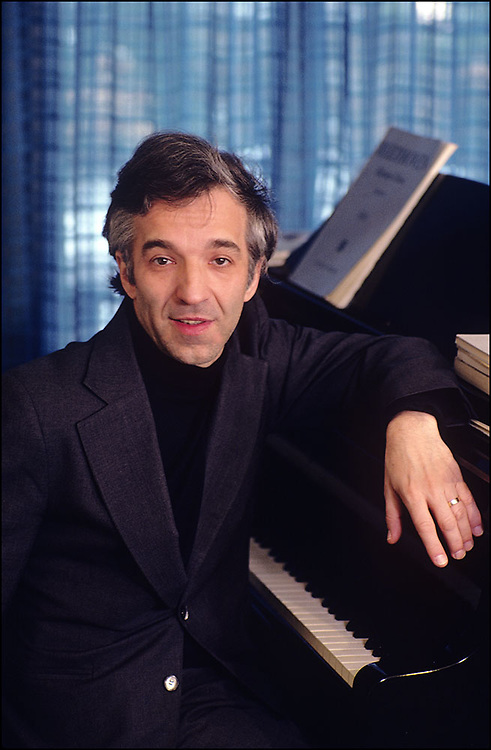 Virtuoso pianist and conductor
