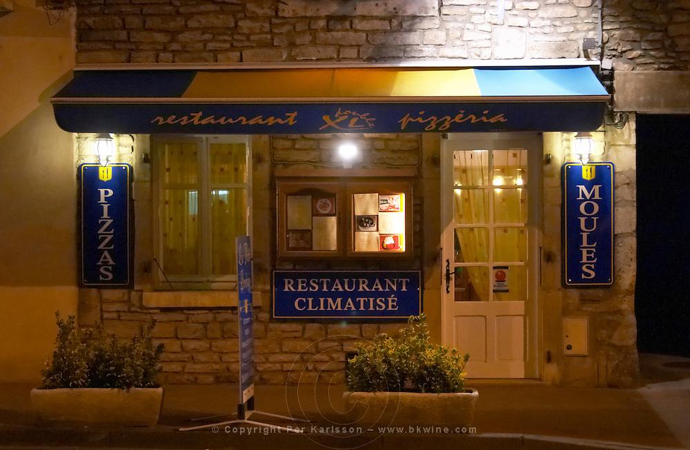 double xl restaurant beaune cote de beaune burgundy france