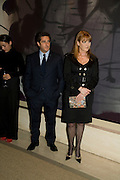 LUCA DEL BONO AND THE DUCHESS OF YORK, Presentation of the Beauty of Palazzo Tornabuoni,  Florence. Robilant & Voena Gallery. Dover st. London. 20 May 2008 *** Local Caption *** -DO NOT ARCHIVE-© Copyright Photograph by Dafydd Jones. 248 Clapham Rd. London SW9 0PZ. Tel 0207 820 0771. www.dafjones.com.