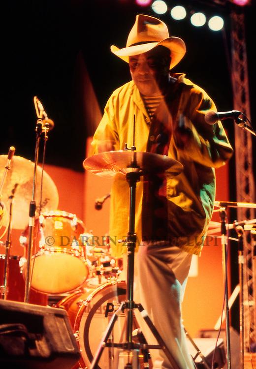 Roy Haynes, 1993<br /> Photo by Darrin Zammit Lupi