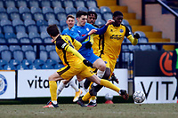 Tom Walker. Stockport County FC 0-0 Aldershot Town FC. Vanarama National League. Edgeley Park. 13.2.21