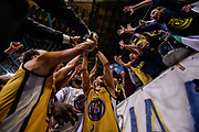 FIAT Torino squadra tifosi<br /> FIAT Torino - Germani Basket Brescia<br /> Postemobile Final 8 2018<br /> Firenze, 17/02/2018<br /> Foto M.Matta/Ciamillo-Castoria