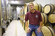 Yannick Paquet son of Jean Paul and Monique domaine fussiacus macon burgundy france