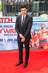 May 30, 2017 - Berlin, Berlin, Deutschland - Zac Efron beim Photocall zum Kinofilm 'Baywatch' im Sony Center. Berlin, 30.05.2017 (Credit Image: © Future-Image via ZUMA Press)