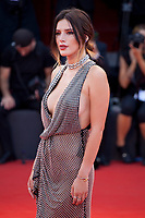 Venice, Italy, 31st August 2019, Bella Thorne at the gala screening of the film Joker at the 76th Venice Film Festival, Sala Grande. Credit: Doreen Kennedy