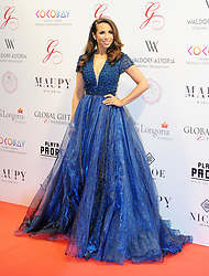 The Global Gift Gala Red Carpet, Wednesday 17th May 2017<br /> <br /> Francine Lewis arrives on the red carpet<br /> <br /> The Global Gift Gala is a unique international initiative from the Global Gift Foundation, a charity founded by Maria Bravo that is dedicated to philanthropic events worldwide; to help raise funds and make a difference towards children and women across the globe.<br /> <br /> Charities benefiting from the 2017 Edinburgh Global Gift Gala include the  Eva Longoria Foundation, which aims to improve education and provide entrepreneurial opportunities for young women;  Place2Be which provides emotional and therapeutic services in primary and secondary schools, building children's resilience through talking, creative work and play; and the Global Gift Foundation with the opening of their first 'CASA GLOBAL GIFT', providing medical treatments and therapy for children affected by rare disease.<br /> <br /> (c) Aimee Todd   Edinburgh Elite media