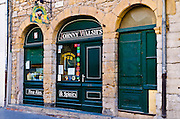 Johnny Walshe's Irish Pub in old town Vieux Lyon, France (UNESCO World Heritage Site)