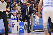 DESCRIZIONE : Sassari LegaBasket Serie A 2015-2016 Dinamo Banco di Sardegna Sassari - Giorgio Tesi Group Pistoia<br /> GIOCATORE : Massimo Maffezzoli<br /> CATEGORIA : Ritratto Allenatore Coach<br /> SQUADRA : Dinamo Banco di Sardegna Sassari<br /> EVENTO : LegaBasket Serie A 2015-2016<br /> GARA : Dinamo Banco di Sardegna Sassari - Giorgio Tesi Group Pistoia<br /> DATA : 27/12/2015<br /> SPORT : Pallacanestro<br /> AUTORE : Agenzia Ciamillo-Castoria/C.Atzori