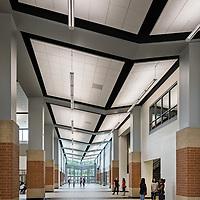 Paul Duke STEM High School CMain Corridor - Norcross, GA