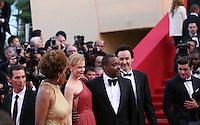 Matthew Mcconaughey, Nicole Kidman, Macy Gray, John Cusack, Lee Daniels, John Cusack, Zac Efron at The Paperboy gala screening red carpet at the 65th Cannes Film Festival France. Thursday 24th May 2012 in Cannes Film Festival, France.