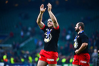 Joie Toulon - Guilhem GUIRADO - 02.05.2015 - Clermont / Toulon - Finale European Champions Cup -Twickenham<br />