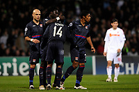 FOOTBALL - UEFA CHAMPIONS LEAGUE 2009/2010 - GROUP E - OLYMPIQUE LYONNAIS v DEBRECENI VSC - 9/12/2009 - PHOTO FRANCK FAUGERE / DPPI