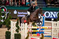 Cox Karel, BEL, Cava<br /> Leipzig - Partner Pferd 2019<br /> © Hippo Foto - Stefan Lafrentz