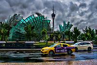 Roundabout & Macau Tower