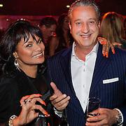 NLD/Amsterdam/20121013- LAF Fair 2012 VIP Night, Donna Lynton